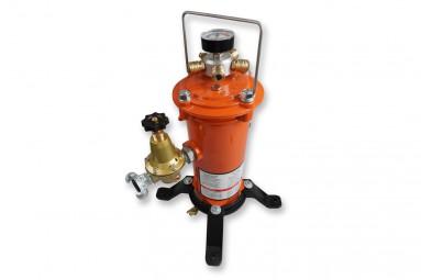 Atemluftfilter CPF-80 mit Druckluftregler, 4-fach