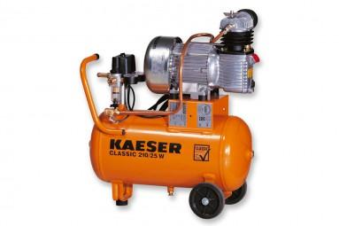 Kolbenkompressor KAESER Classic 210/25W