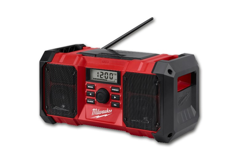 Akku netz radio milwaukee m jsr ohne akku und ladegerät