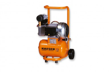 Kolbenkompressor KAESER Classic mini 210/10W