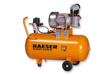 Kolbenkompressor KAESER Classic 210/50W