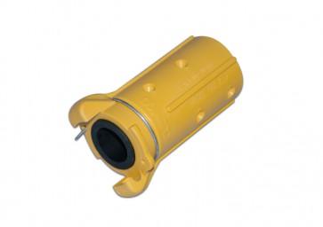 Strahlkupplung CQP-1 Nylon 25x7 mm