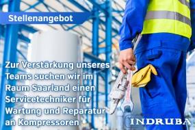Stellenangebot: Servicemonteur Drucklufttechnik