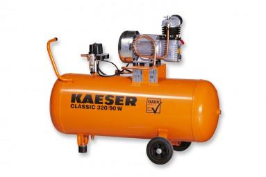 Kolbenkompressor KAESER Classic 320/90W